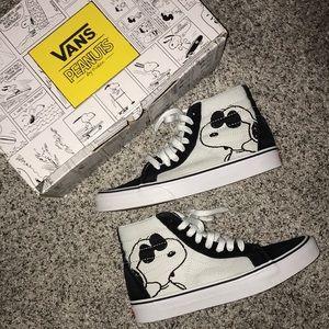 Vans SK8-Hi Reissue (Peanuts) Joe Cool